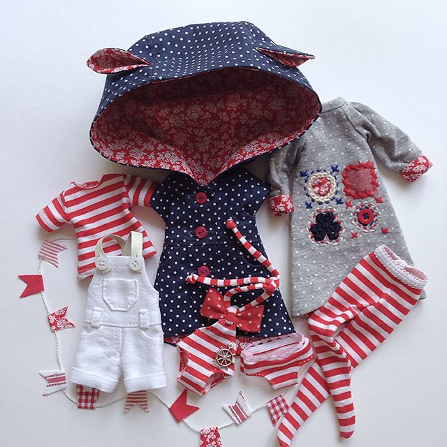кукольные наряды