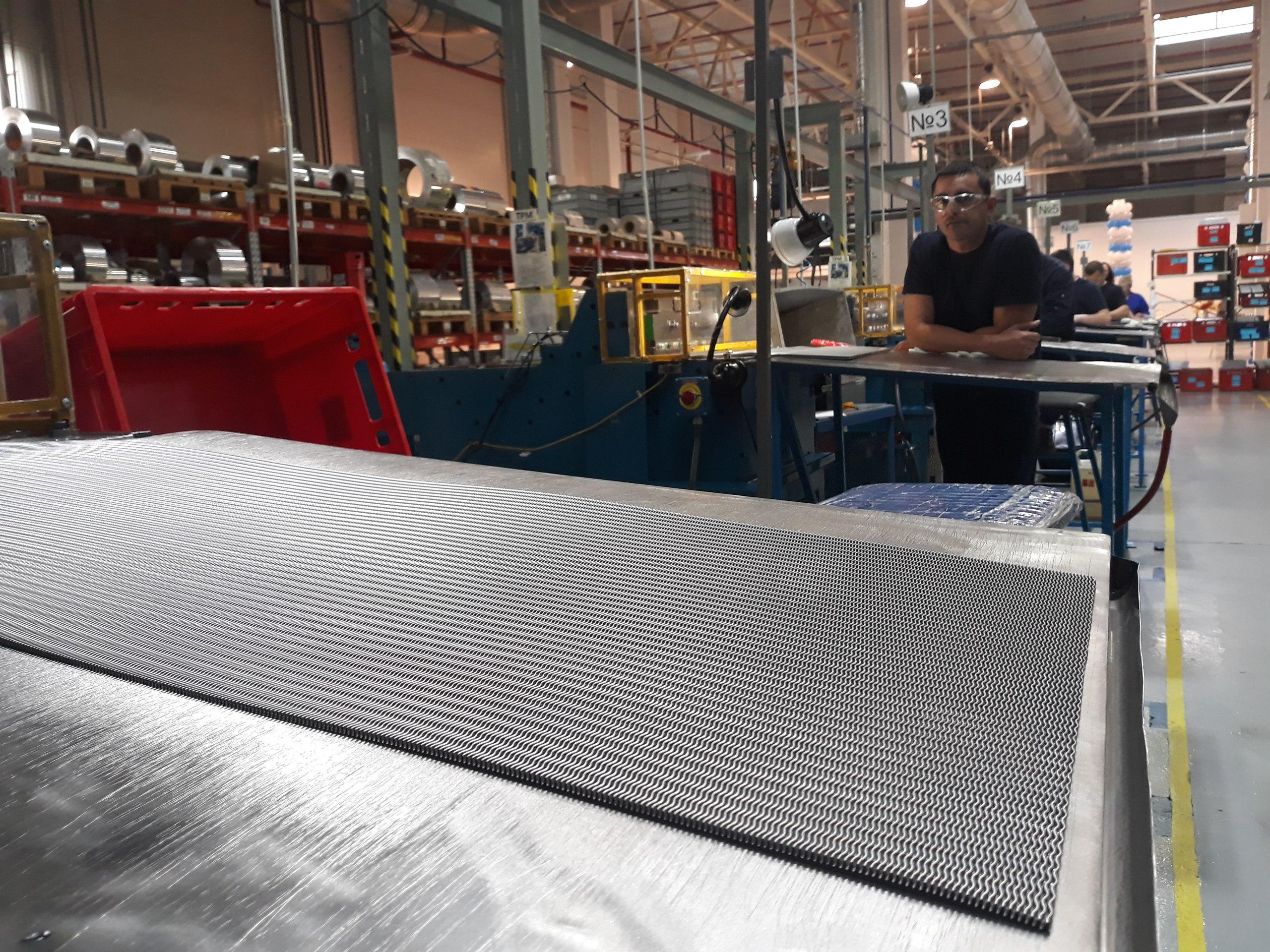 Пластины теплообменника Alfa Laval T35-PFS Рязань компания onda теплообменники