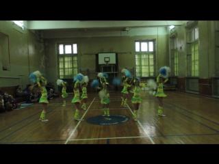 минис pom dance