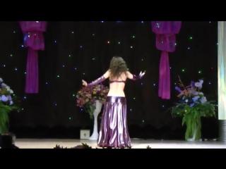 Kamila Guseynova @ Gala show Amira B'Day '11. 7402