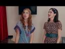 """Violetta׃ Momento Musical׃ Cami, Fran, Naty y Ludmila interpretan """"Encender Nuestra Luz"""""""