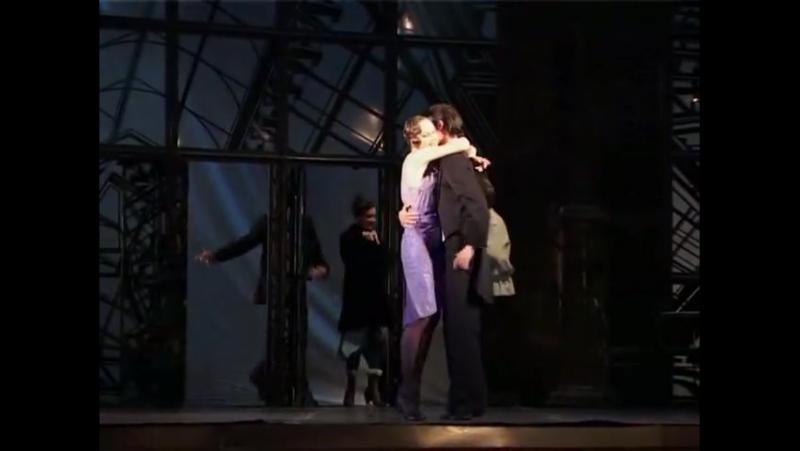 Балет Грёзы любви второй акт