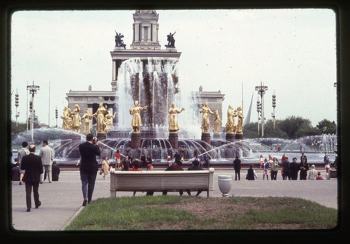 G1tNDqcw yY - СССР 60-х годов прошлого века глазами интуриста