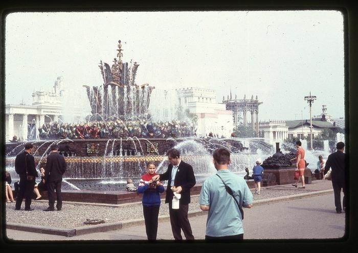 85FEq 271Ho - СССР 60-х годов прошлого века глазами интуриста