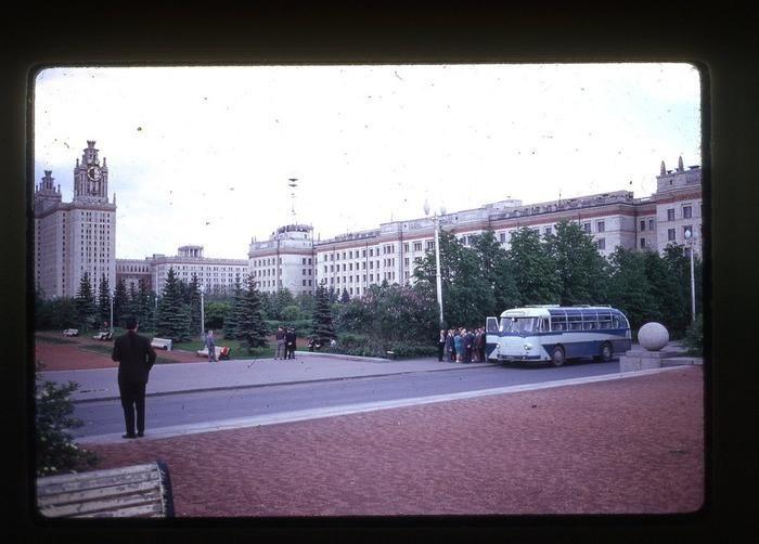 4A6YtfHVbGA - СССР 60-х годов прошлого века глазами интуриста