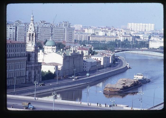 g rWv4eEP9M - СССР 60-х годов прошлого века глазами интуриста