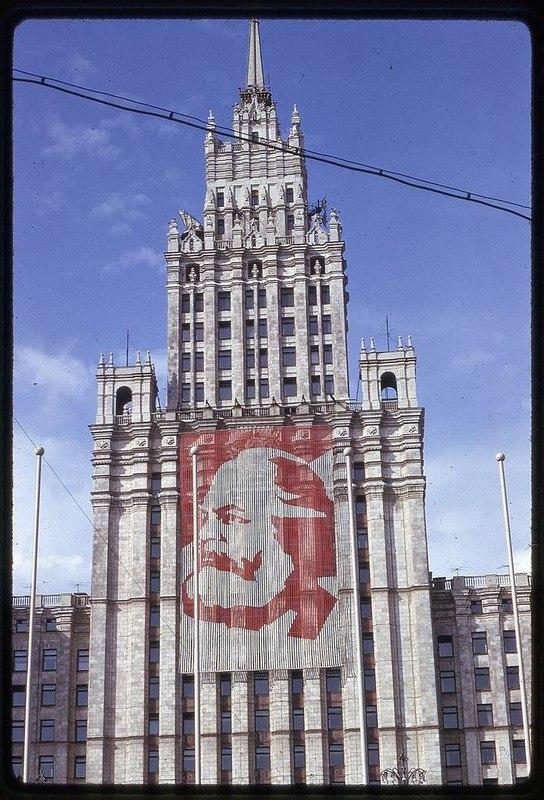 QaZz FKqt4M - СССР 60-х годов прошлого века глазами интуриста