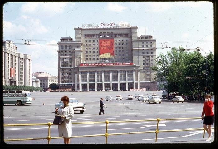 fEQZITErws - СССР 60-х годов прошлого века глазами интуриста