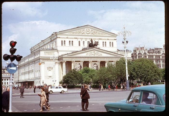 zXdM9iM1Xcc - СССР 60-х годов прошлого века глазами интуриста