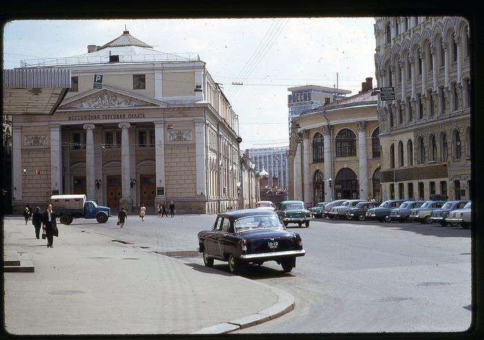 hgPx47 Ltto - СССР 60-х годов прошлого века глазами интуриста