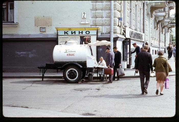 dhBcTfWsGCw - СССР 60-х годов прошлого века глазами интуриста