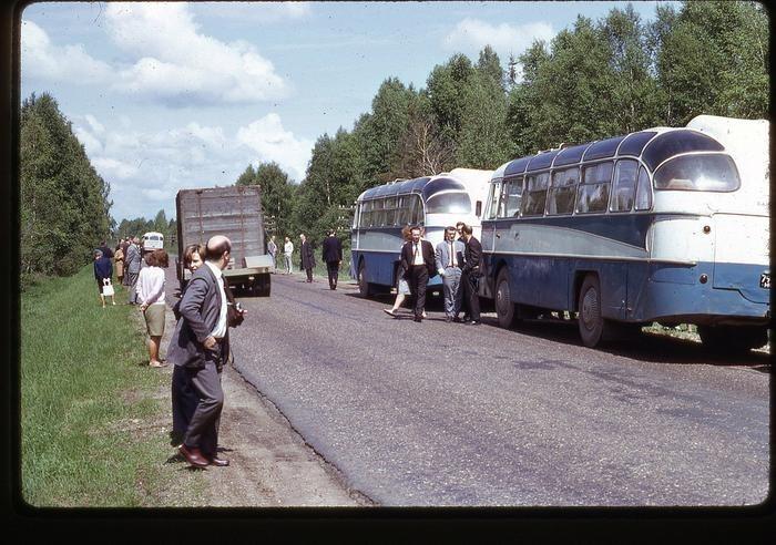 QAjE4bBTJbg - СССР 60-х годов прошлого века глазами интуриста