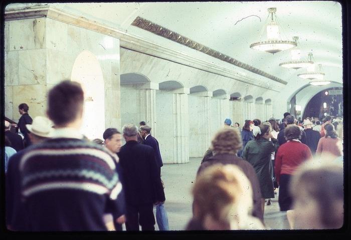 38kGhnYtqXs - СССР 60-х годов прошлого века глазами интуриста