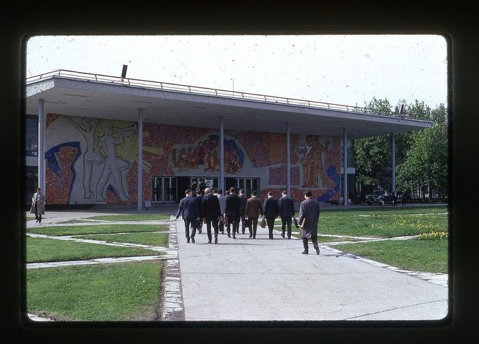 C9rpCHq1g g - СССР 60-х годов прошлого века глазами интуриста