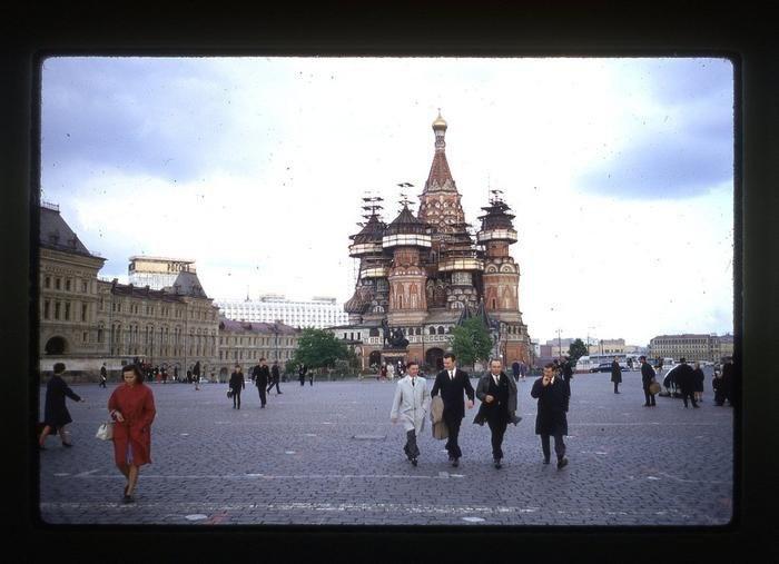 9Bjjr91cTlQ - СССР 60-х годов прошлого века глазами интуриста