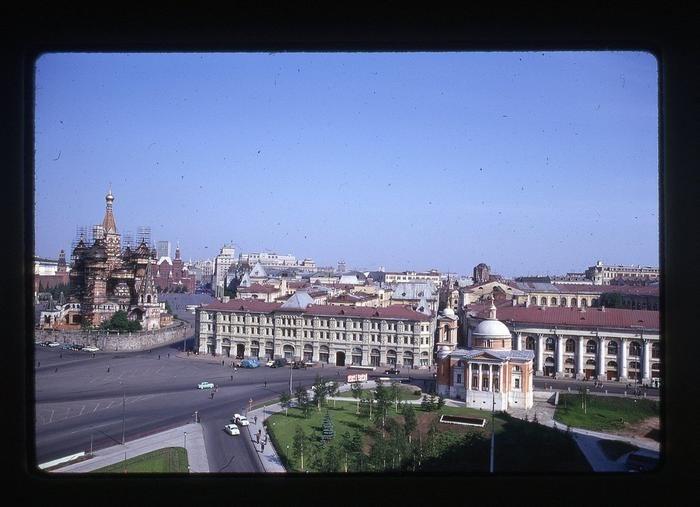 WLPRw8XURnA - СССР 60-х годов прошлого века глазами интуриста