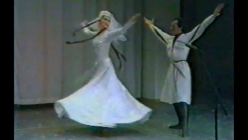 РУСТАВИ, Нино Лазишвили и Нодар Абуладзе - Картули (1989)