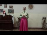 Зачёт. Сольное народное пение. 17.12.2016г. Рук. Плешаков А.В.