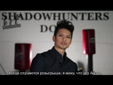 The Shadowhunters Cast Answer All Your Most Likely To Questions In This Video | RUS SUB | HS