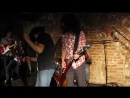 Stolen Jam band - Folsom prison blues (in Borodach, Msk, 14.01.2014)