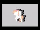 Чумачечая весна простенький пони-клип
