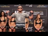 Тони Фергюсон vs Кевин Ли UFC 216