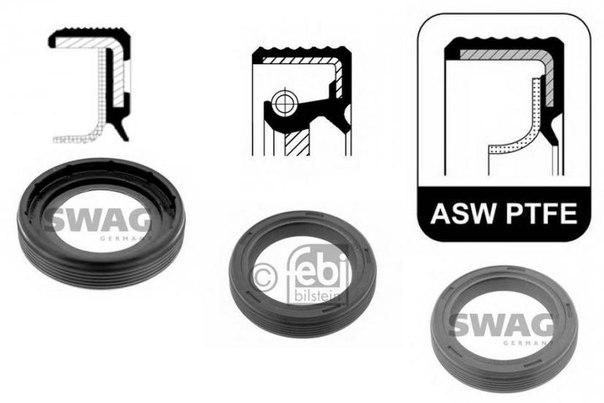 Уплотняющее кольцо, коленчатый вал; Уплотняющее кольцо, распределительный вал для AUDI Q5 (8R)