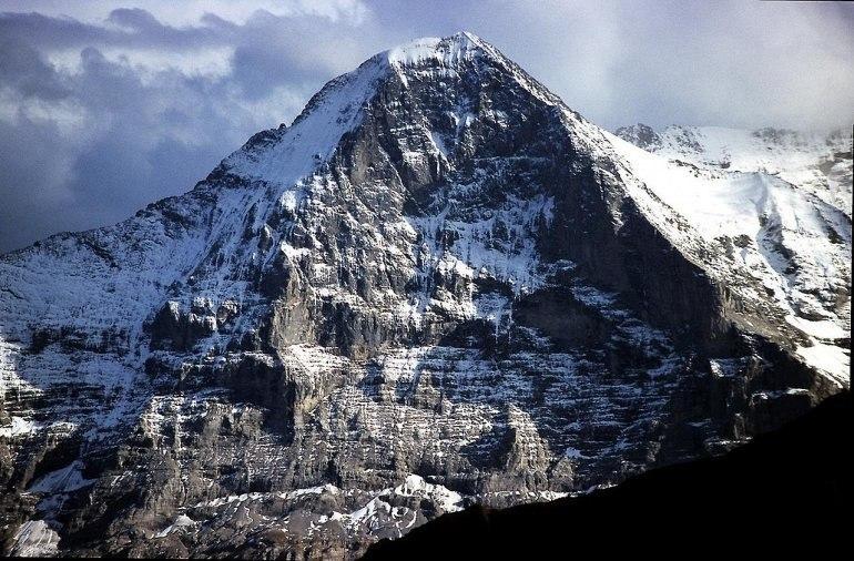 Самые красивые вершины мира