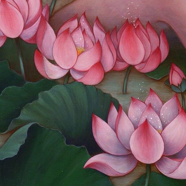 DTliBrjdZZs - Картины корейской художницы Стеллы Им Халтберг