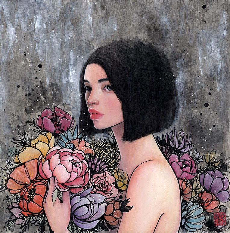 rShhnlSjLiQ - Картины корейской художницы Стеллы Им Халтберг