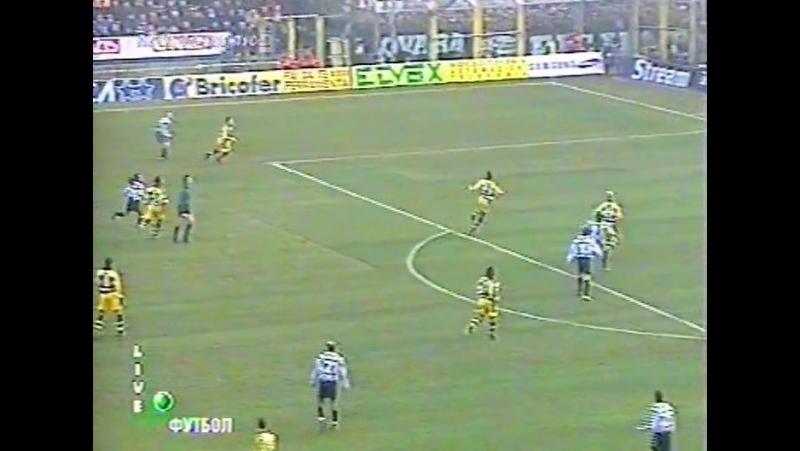 Чемпионат Италии 1999-0016 турПарма - Ювентус