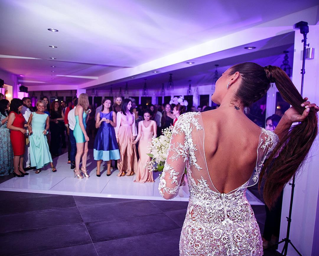 свадьба ксении дели фото сентябре старшеклассница