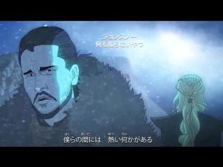 anime.webm Game of Thrones