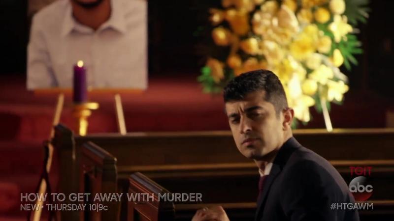 Промо Как избежать наказания за убийство (How to Get Away with Murder) 3 сезон 12 серия