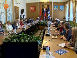 22.03.2017 - Первое заседание комиссии по проведению опроса граждан
