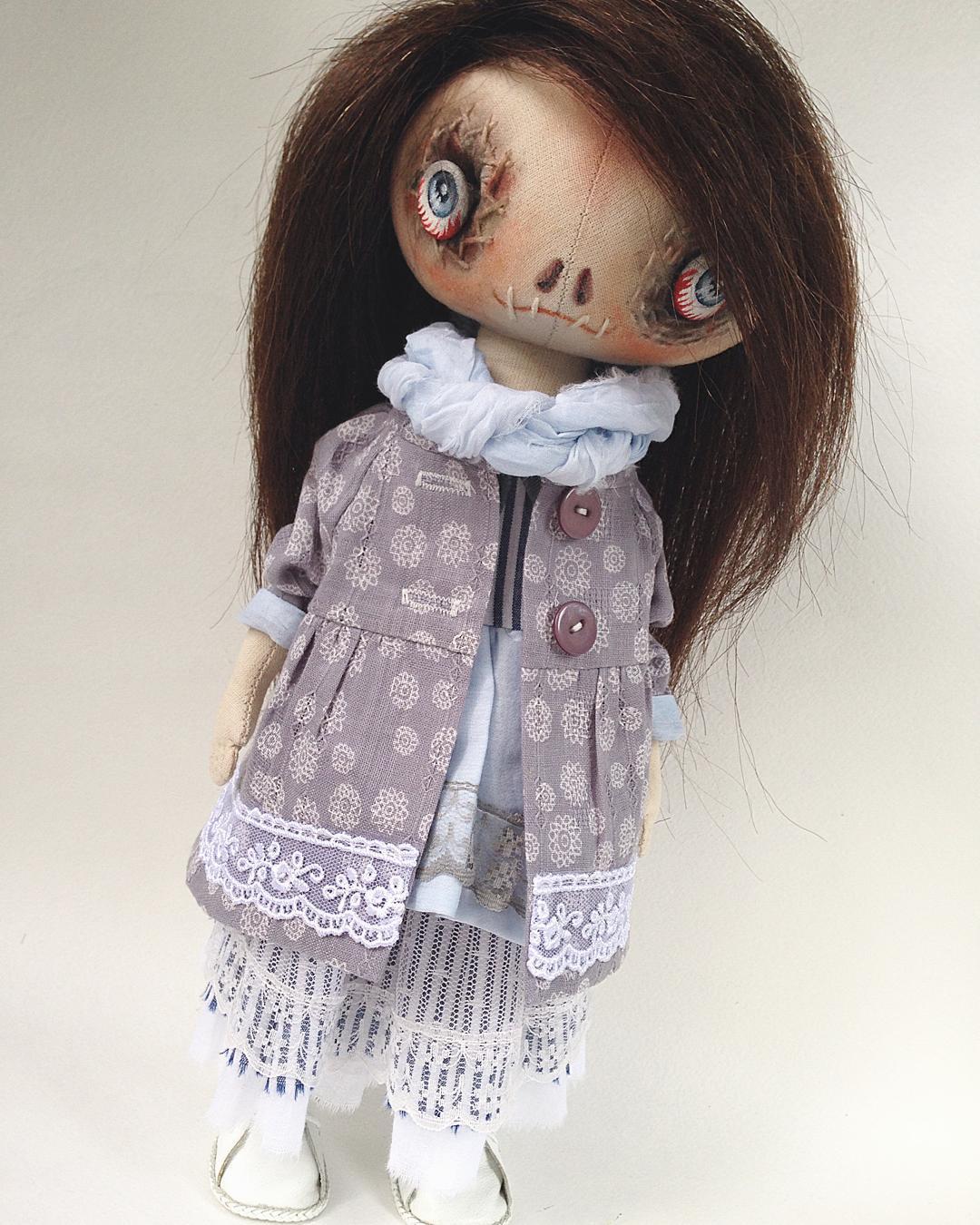 куклы монстрики