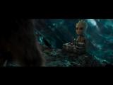 «Стражи Галактики: Часть 2»: трейлер #1 (дублированный)