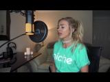 Песня из Титаника My Heart Will Go On в исполнении красавицы (Samantha Harvey)