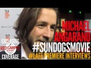 Michael Angarano interviewed at Premiere of Sun Dogs at Los Angeles Film Festival sundogsmovie
