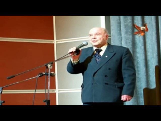 Вечер ВСХСОН 16.05.17. Выступление И.В. ОГУРЦОВА
