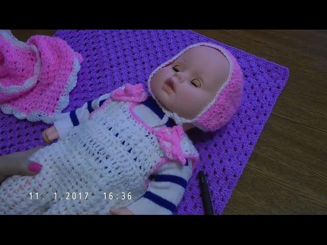Комплект для выписки новорожденного Часть 2 Штанишки