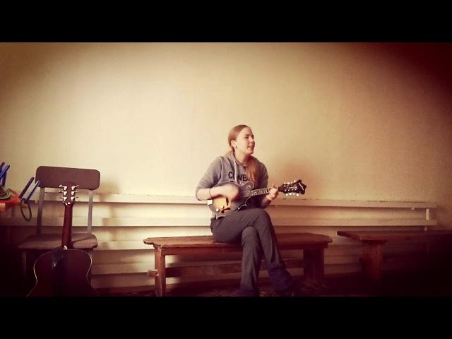 Ai vist lo lop on mandolin :)