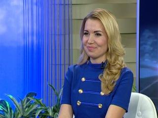 Ведущая «Кубань 24» Наталья Баранова: Краснодар — город счастливых людей