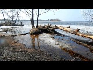 Московское море о.Уходово туристическая база СПАРТА