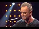 Message in a Bottle - Sting en acoustique dans le Grand Studio RTL
