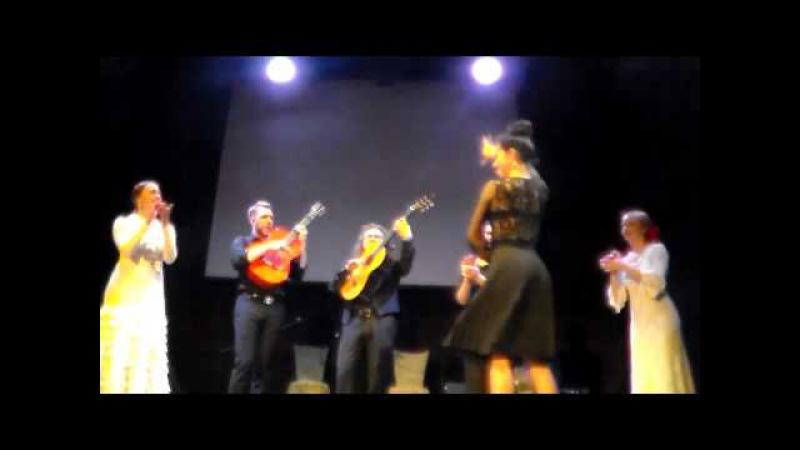 Концерт Ensueno Andaluz 25.04.17. в Арт-кафе Дуровъ. Fin de fiesta