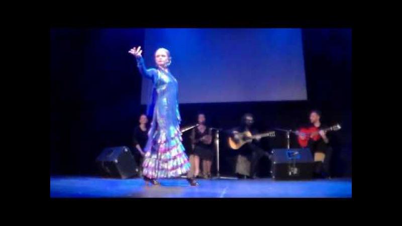 Концерт Ensueno Andaluz 25.04.17. в Арт-кафе Дуровъ. Любовь Краюшкина.