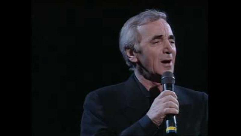 Charles Aznavour - SA JEUNESSE 1991