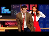 Brent Morin syncs The Jackson Fives ABC Lip Sync Battle