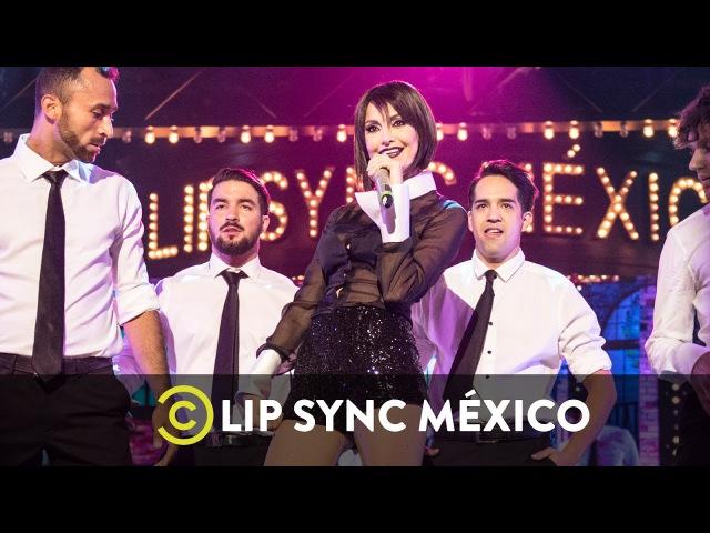 Erika Honstein - Lip Sync México